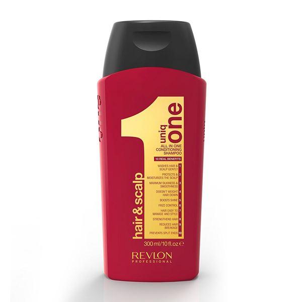 Imagen de Uniq One Champú y Acondicionador Revlon  2 en 1  300 ml