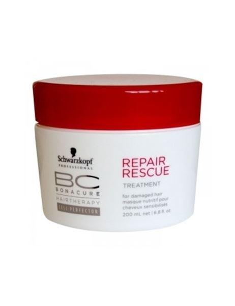 Imagen de BC Repair Rescue Tratamiento Schwarzkopf 200ML