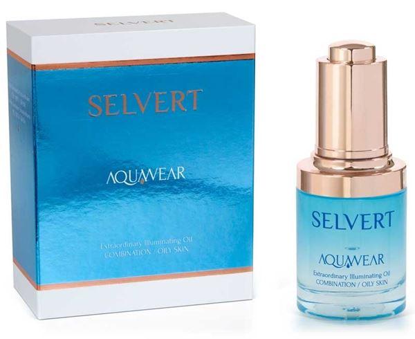 Imagen de Aquawear Selvert Extraordinary Illuminating Oil Combination/Oily Skin 30 ml