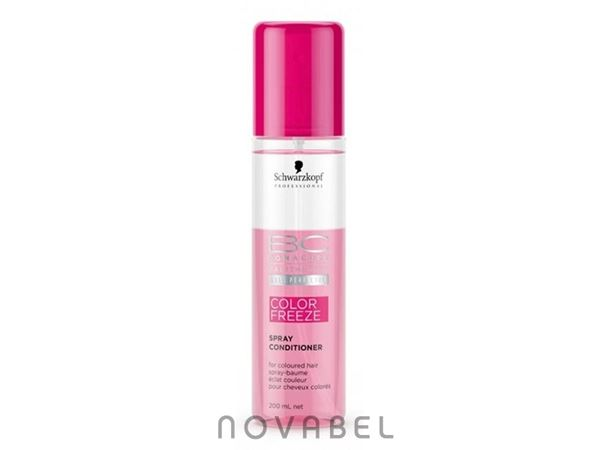 Imagen de BC Color Freeze Spray Acondicionador Schwarzkopf 200ML