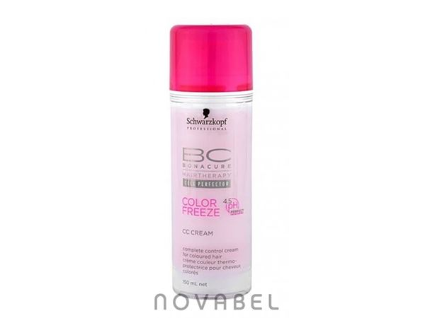 Imagen de BC Color Freeze Crema de control completo Schwarzkopf 150ML