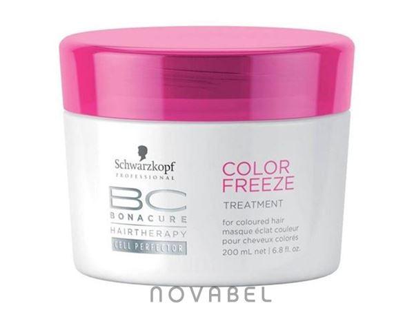 Imagen de BC Color Freeze Tratamiento Schwarzkopf 200ML