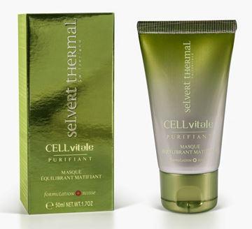Imagen de Cell Vitale Purifiant Masque Equilibrant 50ML