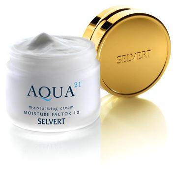 Imagen de Crema Hidratante Factor 10 Selvert Aqua 21