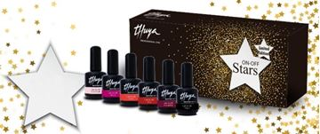 Imagen de Kit Stars gel esmaltado permanente Thuya On-Off