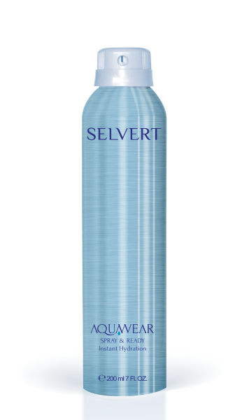 Imagen de Spray & Ready Instant Hydration Selvert Aquawear 200 ml