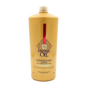 Imagen de Champú Mythic oil Loreal cabellos gruesos