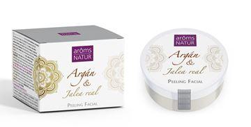 Imagen de Peeling Facial y Corporal Aroms Natur Argán 40 gr