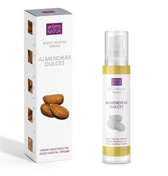 Imagen de Aceite vegetal Aroms Natur de Almendras Dulces 100 ml