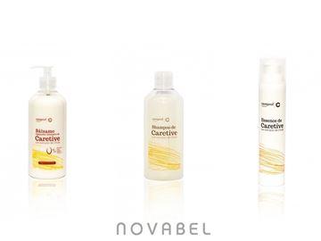 Imagen de Kit hidratación Careprof con extracto de chufa Caretive 500 ml