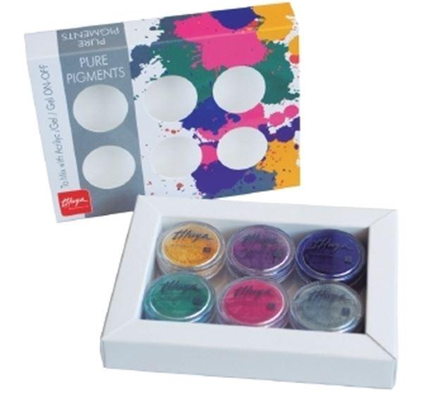 Imagen de Pack THUYA pigmentos puros