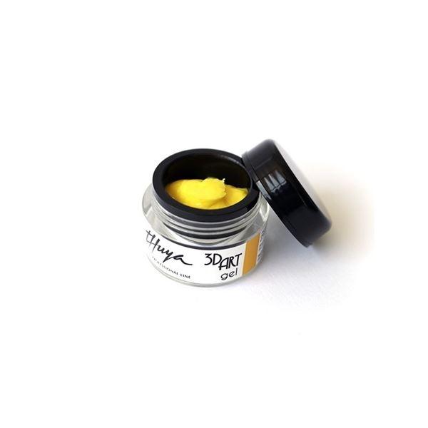 Imagen de Gel Thuya 3D Art Yellow