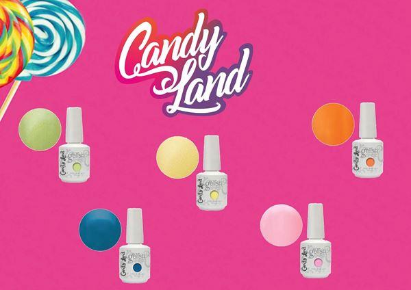 Imagen de Esmalte permanente Gelish Harmony Gel Polish Candy Land