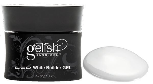 Imagen de Gel para uña Harmony Led White Builder Gel 15 ml