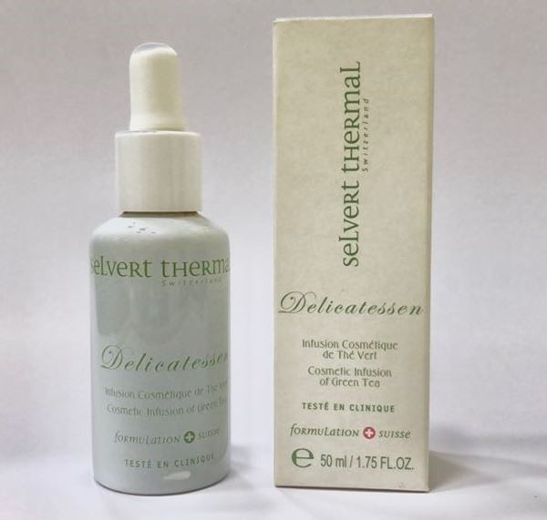 Imagen de Delicatessen selvert Infusion Cosmetique de The Vert 50 ml