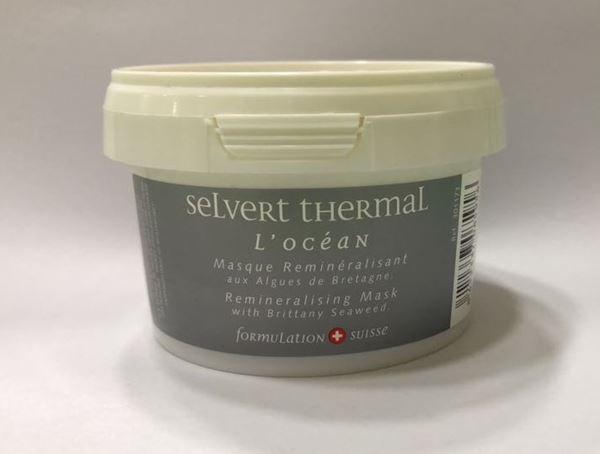Imagen de L´Ocean Selvert Masque Remineralisant Algues de Bretagne 200 ml