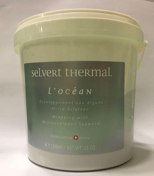 Imagen de L`Ocean Selvert Enveloppement aux Algues Micro Eclatees 1300 ml