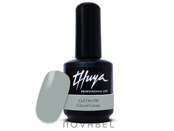 Imagen de Gel On-Off Thuya Glacial Green