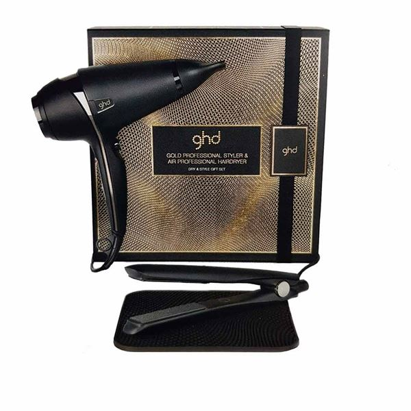Imagen de Set GHD Gold + Secador GHD Air Deluxe Gift set