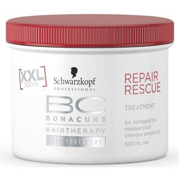 Imagen de BC Repair Rescue XXL Tratamiento Schwarzkopf 500ML