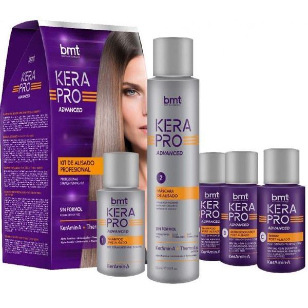 Imagen de Kit de alisado Profesional Kera Pro Advanced
