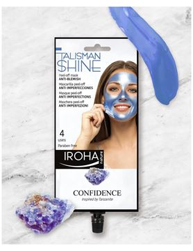 Imagen de Mascarilla Peel-Off Talisman Shine Anti Imperfecciones  Iroha Nature