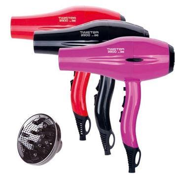 Imagen de Secador de Pelo Twister 3900 iónica