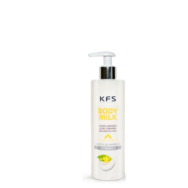 Imagen de Body Milk  KFS Aceite Hipérico 200ml