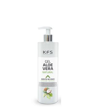 Imagen de Gel KFS Aloe Vera con Aceite de Coco 200ml
