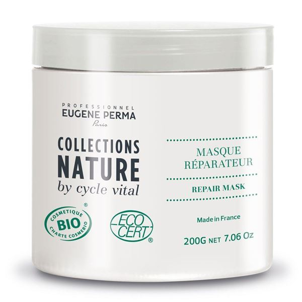 Imagen de Collections Nature Bio Mascarilla Eugene Perma reparadora 200g