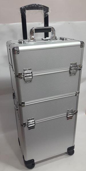 Imagen de Trolley-Maletín Peluquería y Estética Expert Aluminio XN