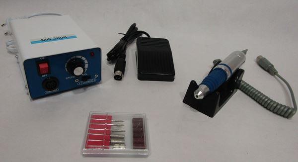 Imagen de Micromotor Torno manicura y pedicura MILL 2000