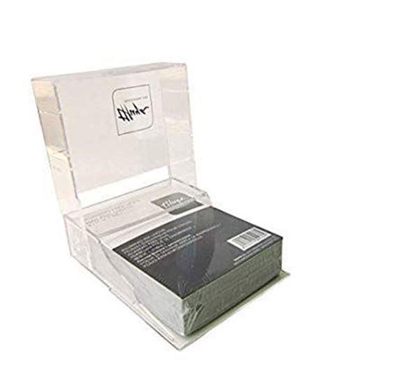 Imagen de Aluminio con dispensador Thuya para uñas 400 ud