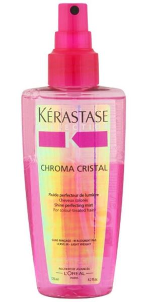 Imagen de Fluido de Brillo Chroma Cristal Kerastase Reflection 125 ml