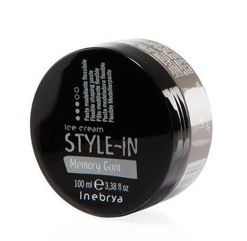 Imagen de Style Memory Gum Inebrya flexible 100 ml