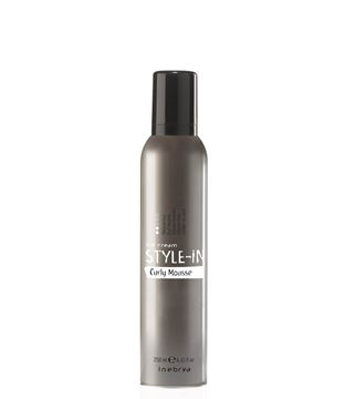 Imagen de Style Curly Mousse Inebrya rizos 250 ml
