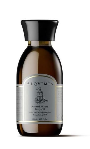 Imagen de Aceite corporal Alqvimia Natural Fitness 150 ml