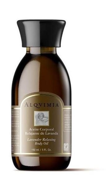 Imagen de Aceite corporal Alqvimia relajante lavanda 150 ml