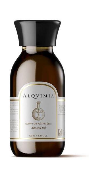 Imagen de Aceite vegetal Alqvimia almendras 100 ml