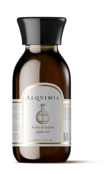 Imagen de Aceite Vegetal Alqvimia jojoba 100 ml