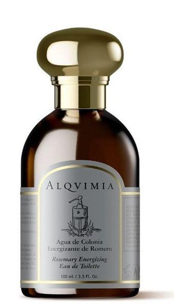 Imagen de Agua de Colonia Alqvimia energizante de romero 100 ml