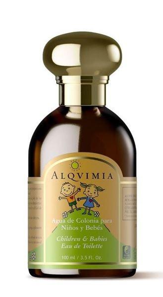 Imagen de Agua de Colonia Alqvimia Niños y Bebés 100 ml