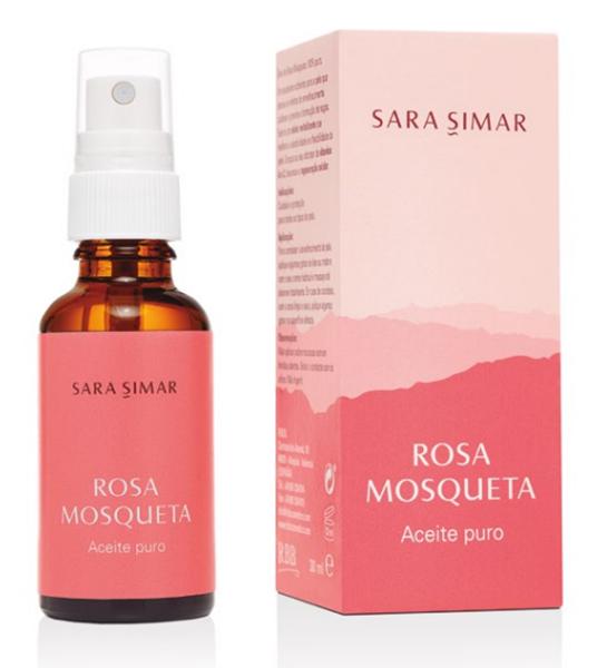 Imagen de Aceite Rosa Mosqueta Sara Simar 100% puro 30 ml