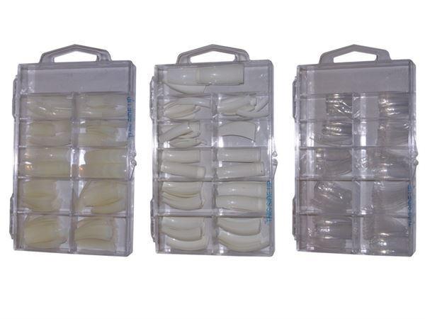 Imagen de Tips uñas de gel 100 uds