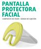 Imagen de Pantalla Protectora Facial - 10 unidades