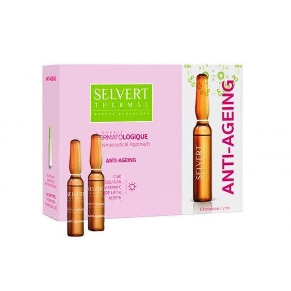 Imagen de Anti Ageing Selvert Dermatologique 10x2 ml