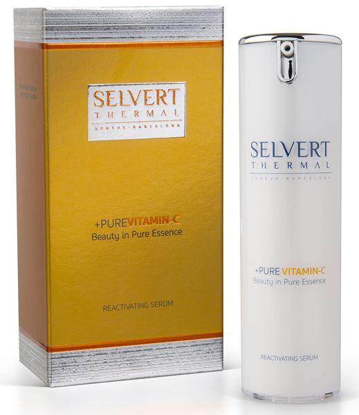 Imagen de Reactivating Serum Selvert Pure Vitamin C 30 ml