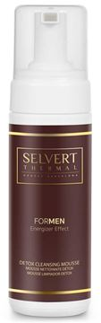 Imagen de Detox Cleansing Mousse Selvert Men 150 ml