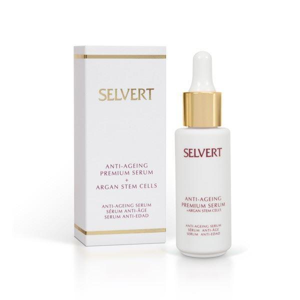 Imagen de Anti-Ageing Selvert Premium Serum + Argan Stem Cells  30ML