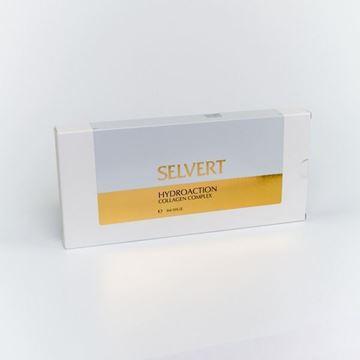 Imagen de Hydroaction Selvert Collagen Complex 10x3ML